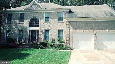 Glenn Dale Single Family Home For Sale: 5102 Janesdale Court