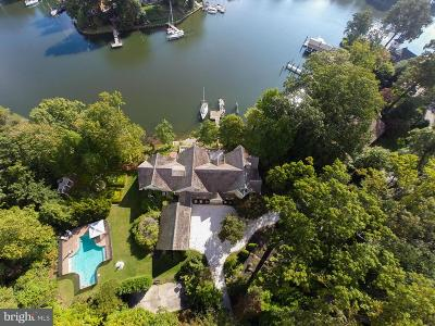 Annapolis Single Family Home For Sale: 1917 Hidden Point Road