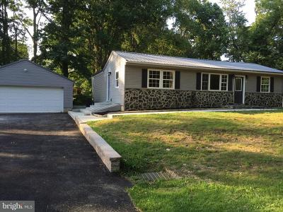 Cecil County Single Family Home For Sale: 291 Dogwood Road