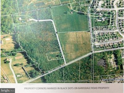 Elkton Residential Lots & Land Under Contract: Barksdale