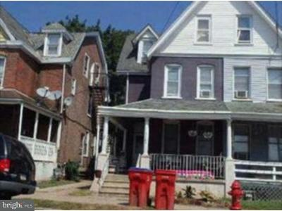 Montgomery County Single Family Home Under Contract: 1103 W Airy Street