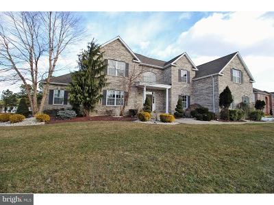 Monroe Twp Single Family Home Under Contract: 9 Dynasty Drive
