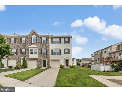 Swedesboro Townhouse For Sale: 1 Hurff Court