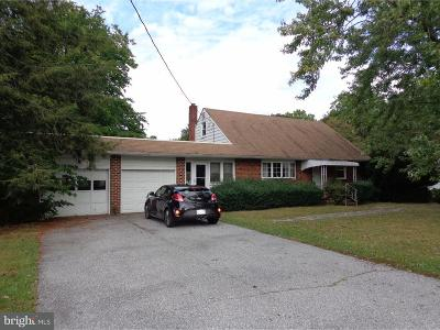 Moorestown Single Family Home For Sale: 187 Stanley Avenue