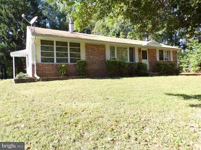 Townsend Single Family Home For Sale: 729 Saw Mill Road