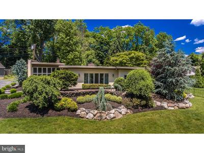 Moorestown Single Family Home For Sale: 119 Mount Laurel Road