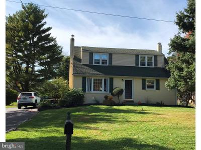 Hatboro, Horsham Single Family Home For Sale: 619 Gallen Road