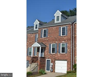 Collegeville Townhouse For Sale: 119 Revere Court