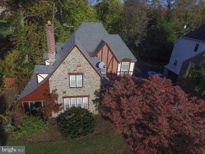 Wynnewood Single Family Home For Sale: 7 Greenhill Lane