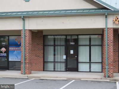 King George Commercial For Sale: 7953 Kings Highway