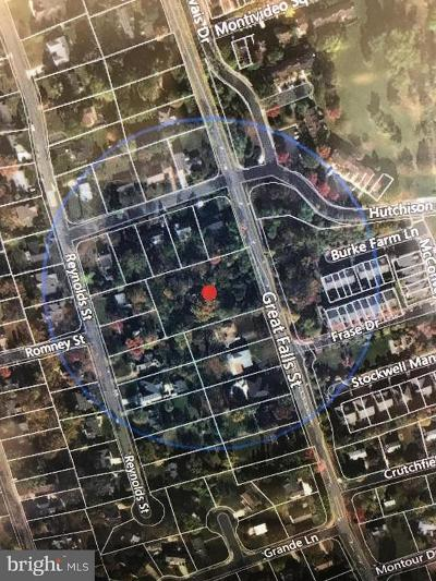 Falls Church Residential Lots & Land For Sale: 2108 Great Falls Street