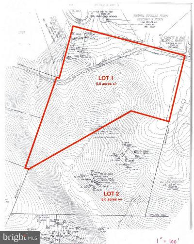 Clifton Residential Lots & Land Active Under Contract: Cold Point Road