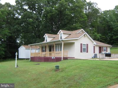 Stafford Single Family Home For Sale: 804 Telegraph Road