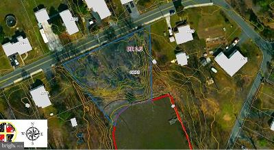 Back River Highlands, Back River Neck, Eastern Terrace, Edgewater, Essex, Holly Neck, Hopewell Pointe, Hyde Park, Macelee, Marlyn Terrace, Middleborough, Middlesex, Riverwood Park, Rockaway Beach, Waterview Residential Lots & Land For Sale: Middleborough Road