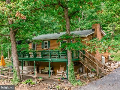 Rockingham County Single Family Home For Sale: Runions Creek Road