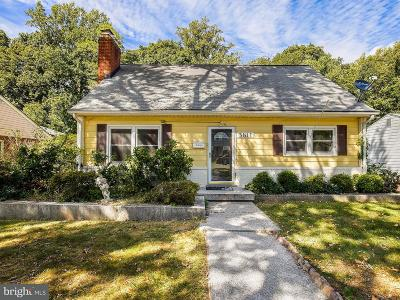 Earleville Single Family Home For Sale: Wabun Lane