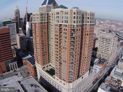 Baltimore Condo For Sale: 414 Water Street #1802