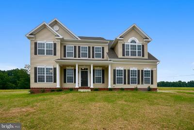 Lusby Single Family Home For Sale: 12725 H G Trueman Drive