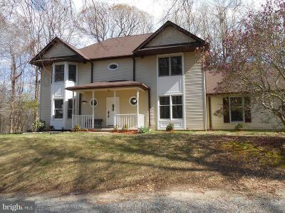 Chesapeake Beach Single Family Home For Sale: 4575 Willows Road