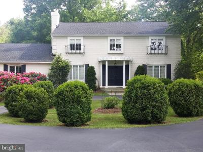 Gaithersburg Single Family Home For Sale: 8500 Plum Creek Drive