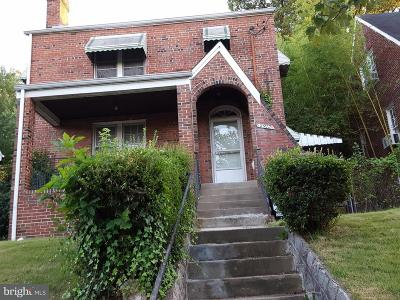 Hill Crest, Hill Crest, Hillcrest, Hill Crest/Hillcrest Single Family Home Active Under Contract: 2917 O Street SE