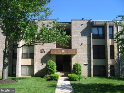 Temple Hills Townhouse For Sale: 3318 Huntley Square Drive #A