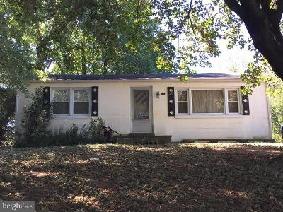 Luray Single Family Home For Sale: 108 9th Avenue