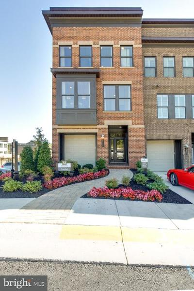 Fairfax Townhouse For Sale: 3111 Sundrops Court