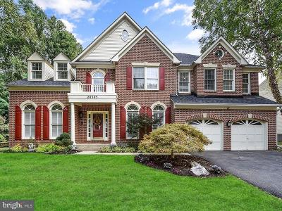 Gaithersburg Single Family Home For Sale: 20505 Addenbrook Way