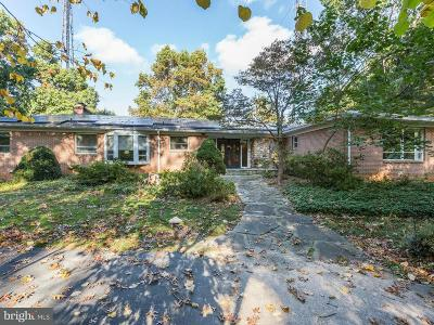 Silver Spring Single Family Home For Sale: 17335 Donora Road