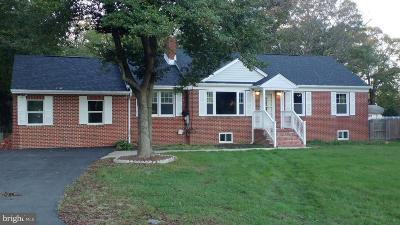 Severn MD Single Family Home Under Contract: $380,000