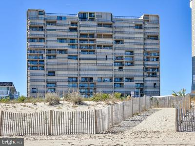 Ocean City Townhouse For Sale: 11604 Coastal Highway #1107