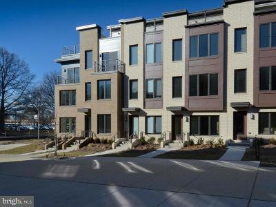 Bethesda Townhouse For Sale: 6680 Eames Way #BURCH