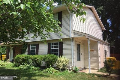 Annapolis Townhouse Active Under Contract: 1615 Secretariat Drive
