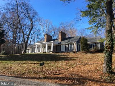 Middleburg Single Family Home For Sale: 1608 Zulla Road