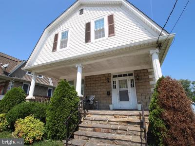 Parkville MD Single Family Home Active Under Contract: $134,900