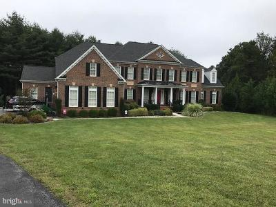 Darnestown Single Family Home Active Under Contract: 12819 Pilots Landing Way