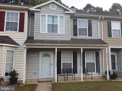 Charles County Townhouse Active Under Contract: 2457 Sagewood Court
