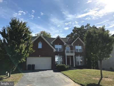 Beltsville Single Family Home Active Under Contract: 4816 River Creek Terrace
