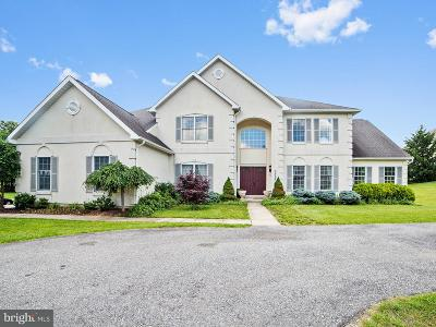 Rockville Single Family Home Under Contract: 3909 Fox Valley Drive