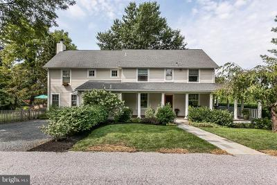 Towson Single Family Home For Sale: 1501 Carrollton Avenue