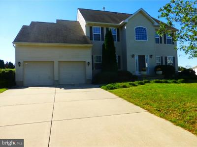 Millville Single Family Home For Sale: 504 Kimberly Drive