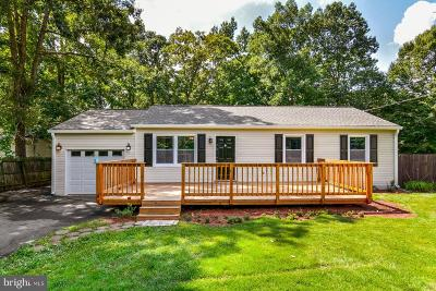 Stafford County Single Family Home For Sale: 1065 Lakeview Drive