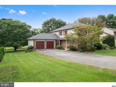 Newark Single Family Home Under Contract: 406 Coldspring Run