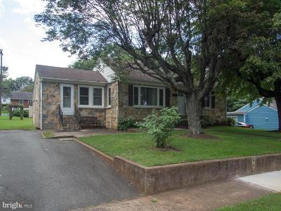 Culpeper County Single Family Home Active Under Contract: 306 Madison Street