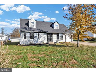 Dover Single Family Home Under Contract: 167 Carlisle Drive