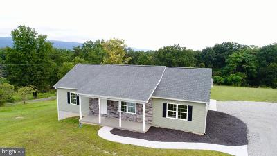 Frederick County Single Family Home For Sale: 180 Fishel Road
