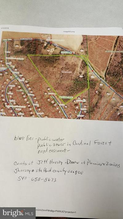 Frederick Residential Lots & Land For Sale: 1243 Truslow Road