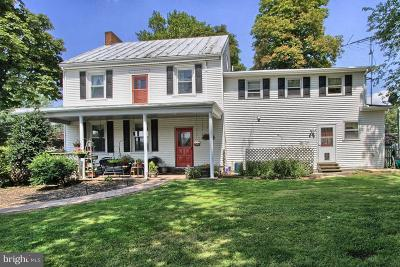 Mount Holly Springs Single Family Home For Sale: 411 Pine Road