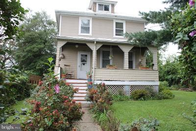Baltimore Single Family Home For Sale: 1002 Haverhill Road